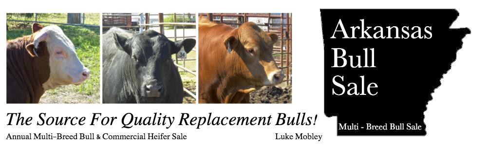 Arkansas Bull Sale new